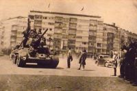 9 мая 1945 года танки