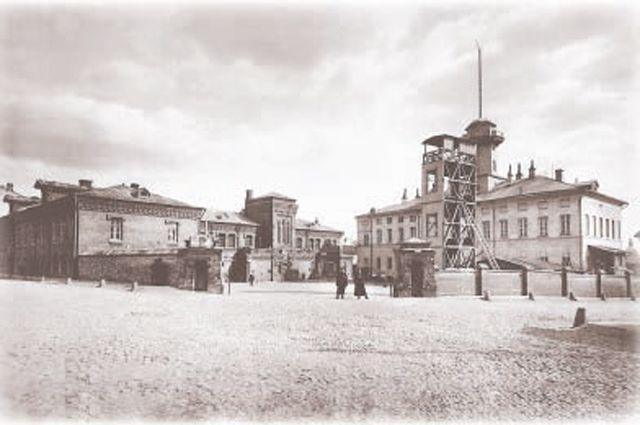 Мясницкий полицейский дом, 1913 г.