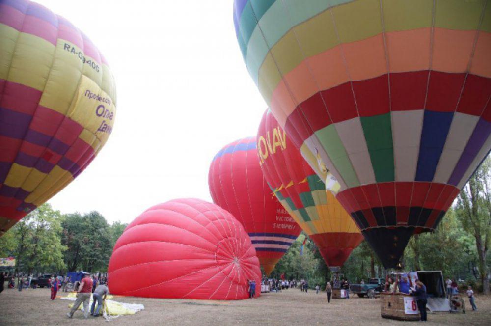 Перенять пятигорский опыт намерены аэронавты из Польши и Болгарии.