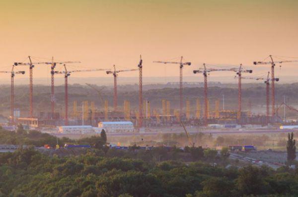 Эксперты FIFA, побывавшие на стройплощадке, дали высокую оценку ходу работ на этом объекте ЧМ-2018 по футболу.