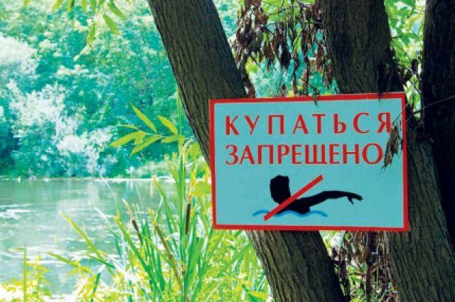 В Новосибирской области закрыли все пляжи