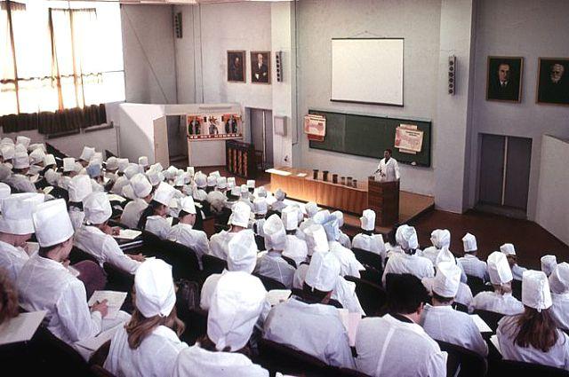 Конференция для студентов-медиков.