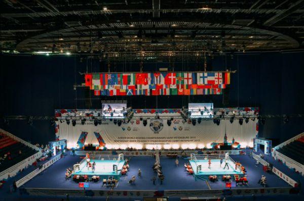 Под сводами СКК собрались спортсмены из 57 стран.