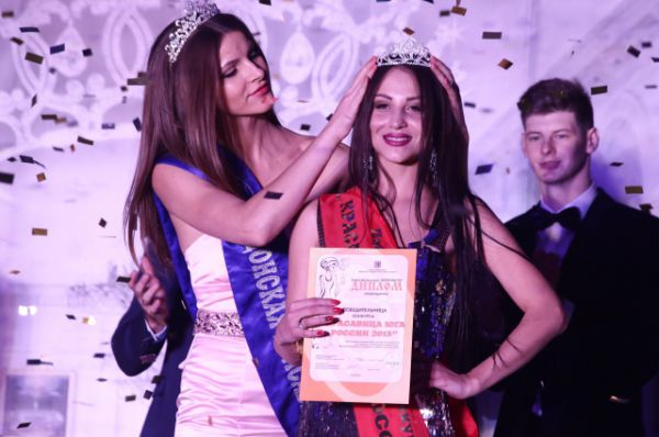 «Красавицей Юга России» признана Анна Лазарева.