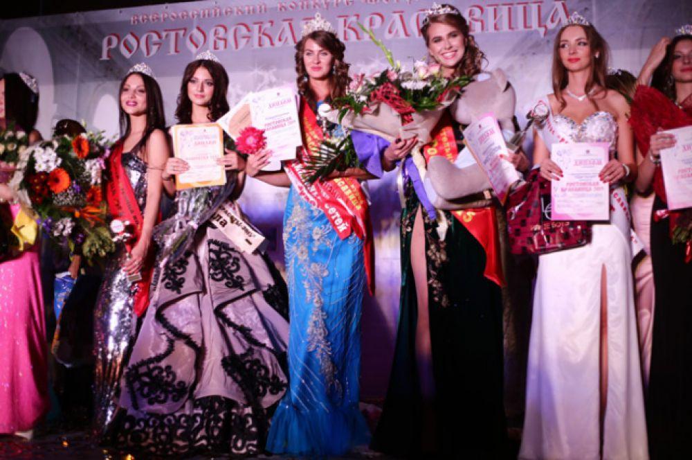 Коронование победительницы конкурса состоится в ходе празднования Дня города Ростова-на-Дону.