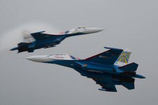 Дания поднимала в воздух истребители из-за двух бомбардировщиков РФ