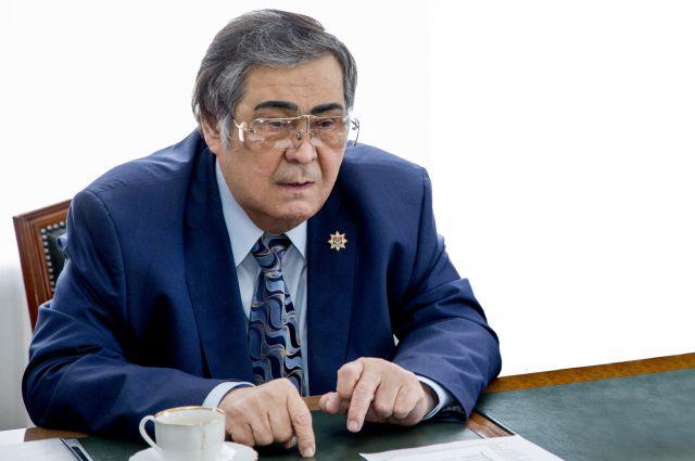Аман Тулеев руководит регионом с 1997 года.