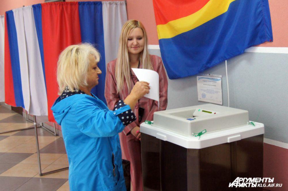 В Единый день голосования в муниципальных образованиях Калининградской области избрали более ста депутатов в представительные органы местного самоуправления.