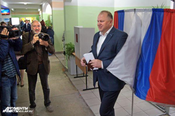Николай Цуканов прошел на второй срок.