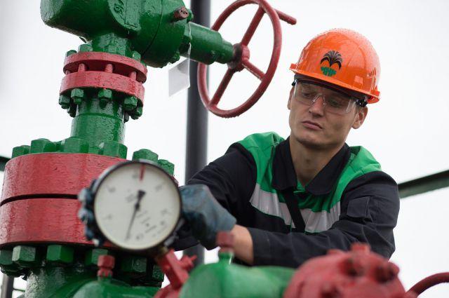 Нефтяники на практике доказали своё мастерство.