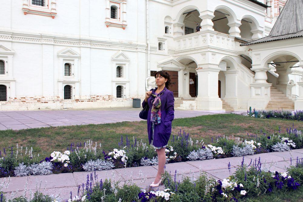 Ольга Захарова - 5 место по версии базы отдыха «Белые камни» в конкурсе «Улыбнись городу».