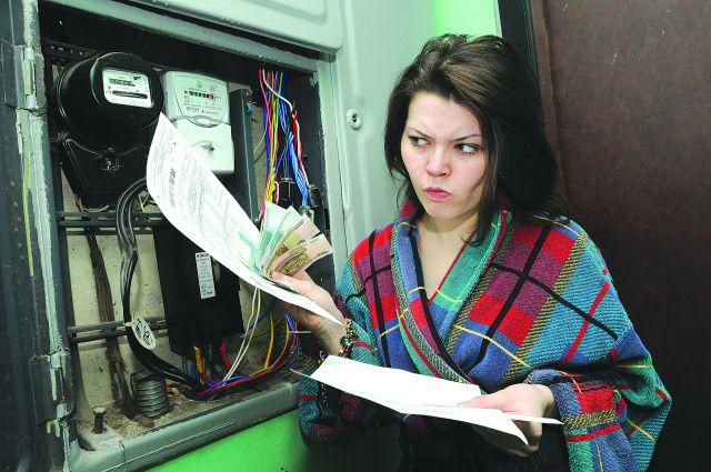 Долги жителей области за коммуналку достигли почти 4 млрд рублей.