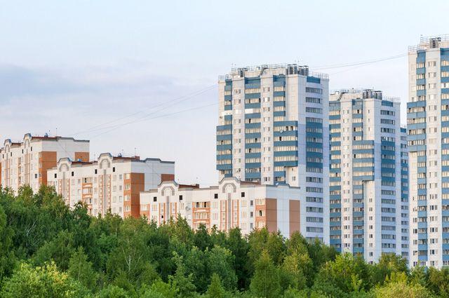 Деньги были похищены во время строительства многоэтажки.