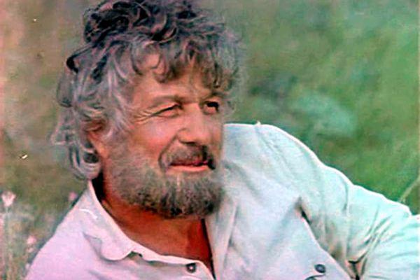 Михай Волонтир в фильме «Цыган». 1979 год.