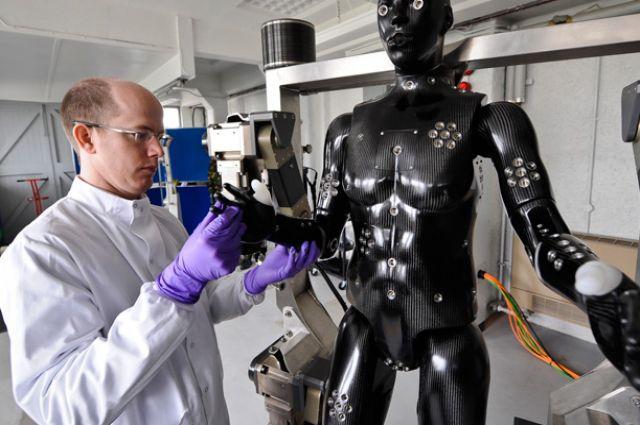 В столице Урала пройдет слет роботов со всего мира