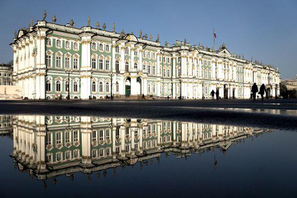 На девятом месте оказался Санкт-Петербург.