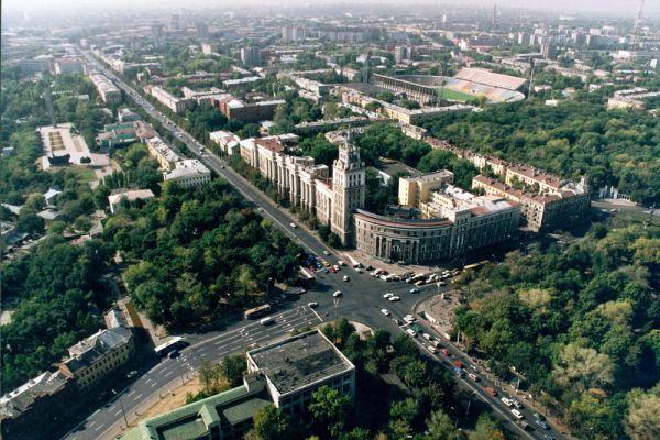 Воронеж – четвертый.