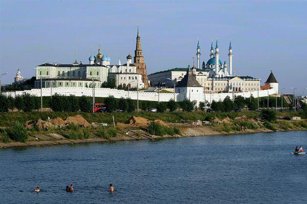 Казань – восьмая.