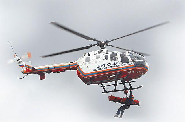 Зрителям показали инновационные технологии в проведении аварийно-спасательных работ.