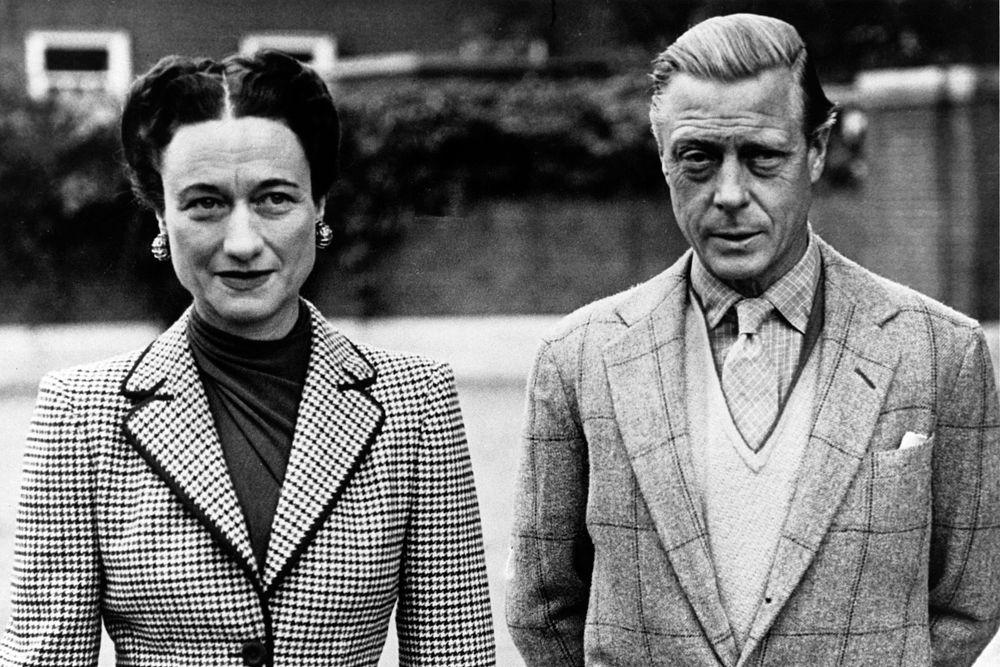 Попали в рейтинг и герцог и герцогиня Виндзорские, которые путешествовали по миру в самых дешевых каютах.