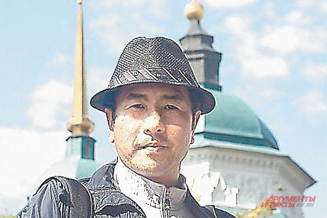 Японский тенор в Сибири.