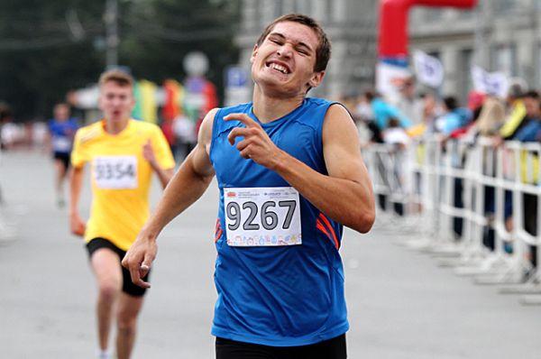 А вот для профессиональных спортсменов фестиваль был не просто праздником, а ещё и сражением за призовые места.