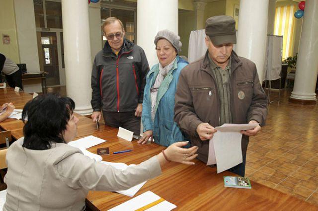 Почти 97% избирателей на выборах сошлись во мнении, что Аман Тулеев должен остаться.