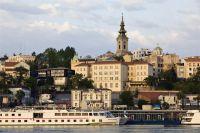 Белград. Старый город.