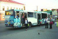 А на автобусе, согласитесь, удобнее!