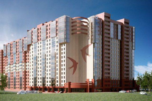 «Стрижи» - это сочетание необычной архитектуры, панорамного вида на город и чистого загородного воздуха.
