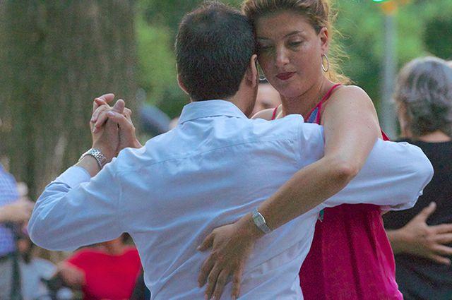Аргентинское танго.