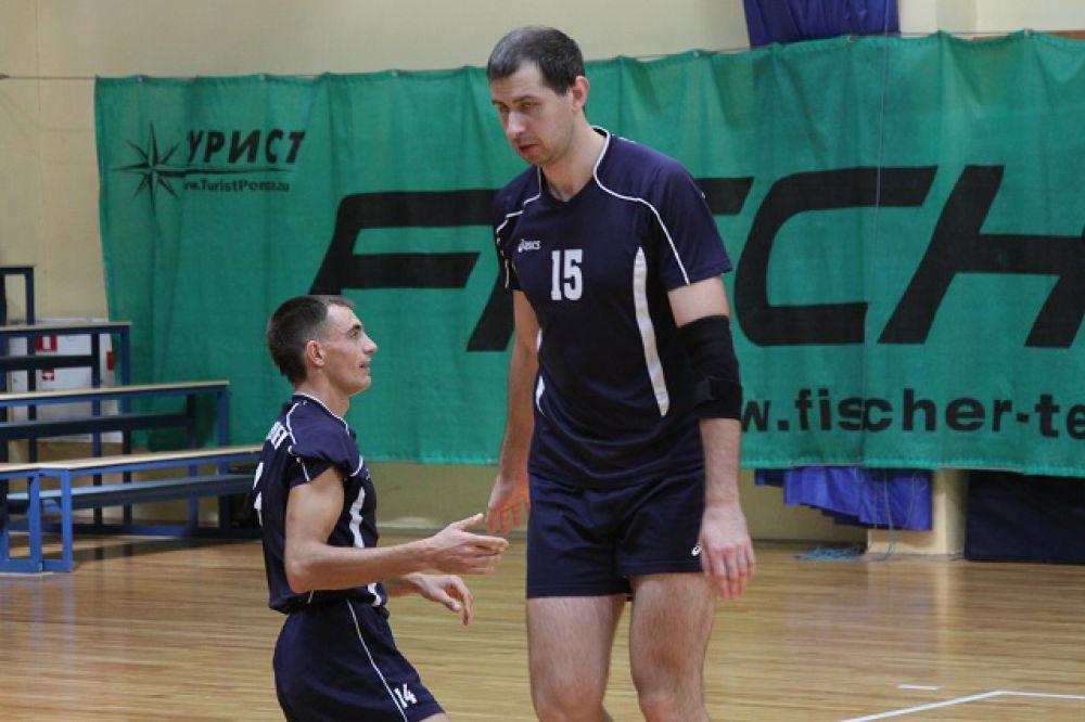 Неважно, какого роста игроки в команде.
