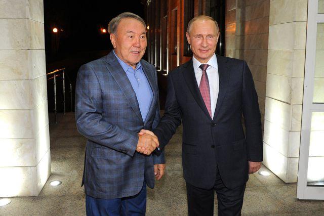 Путин назвал Свердловскую область одним из лидеров