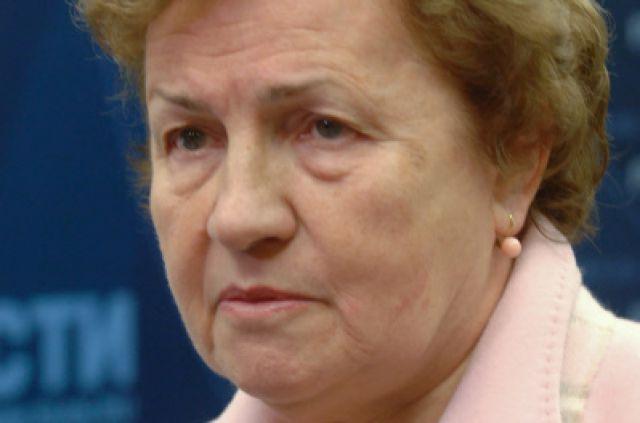 Валентина Петеркова.