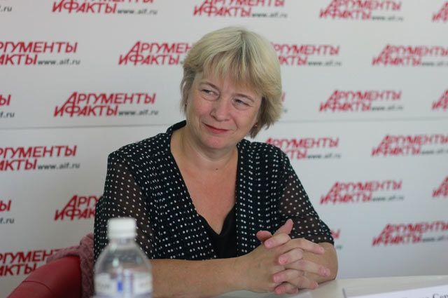 Елена Голенецкая