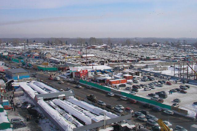 Операторов новосибирской барахолки предупредили о закрытии