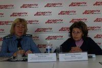 Лариса Левковская и Валентина Эпова