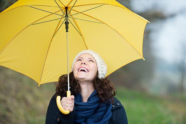 В Екатеринбурге и области все выходные будет идти дождь