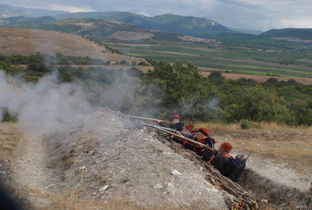 20 сентября в Бахчисарайском районе реконструируют Альминское сражение - «Культура Крыма»