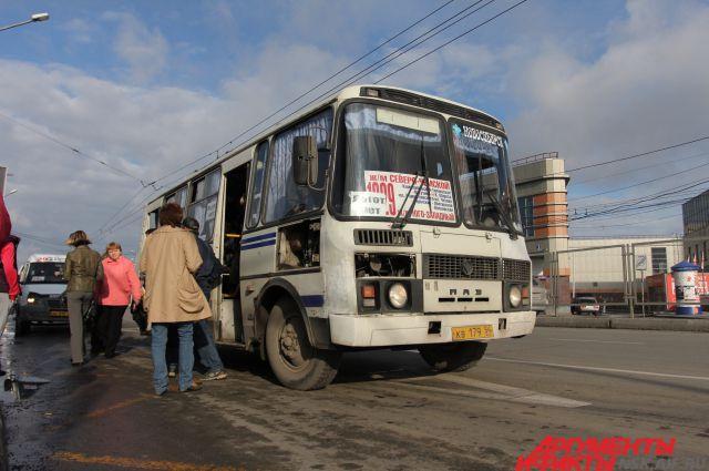 Автобусный маршрут в Новосибирске продлили до нового микрорайона