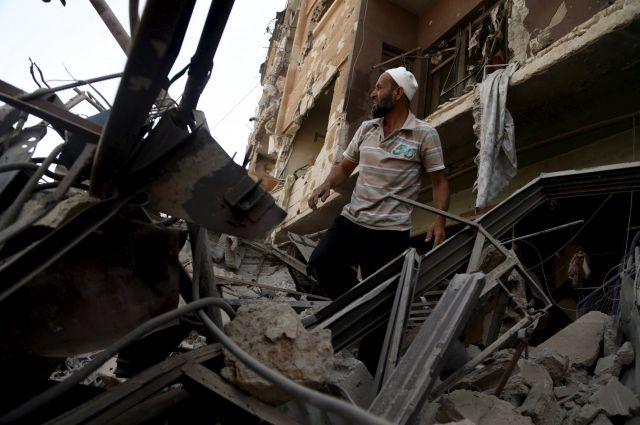 Бомбардировки ближневосточной страны идут уже почти год.