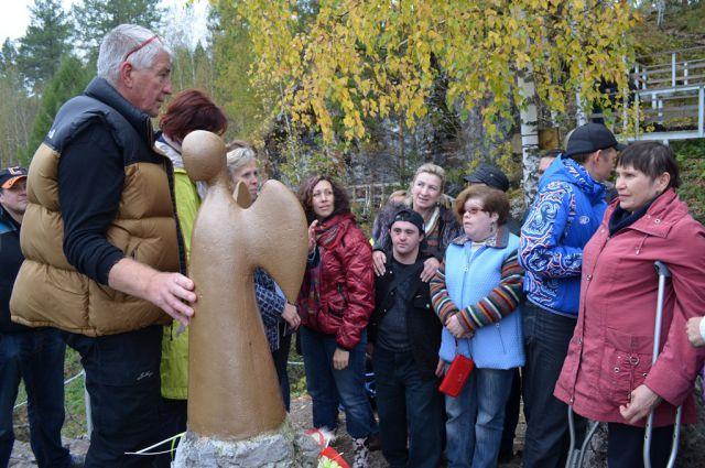 На Среднем Урале отметили день рождения Ангела