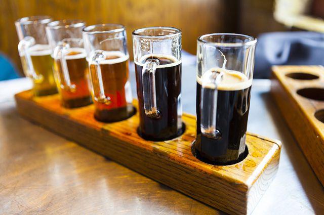 Новосибирцу грозит суд за размещение рекламы пива на здании