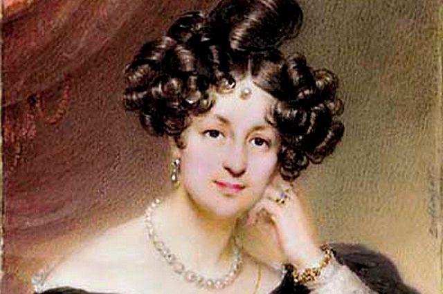 Миниатюра Морица Даффингера, 1835/1837 г