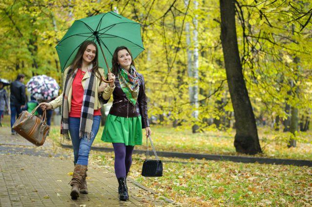 Всю неделю на Среднем Урале будет дождливо и тепло