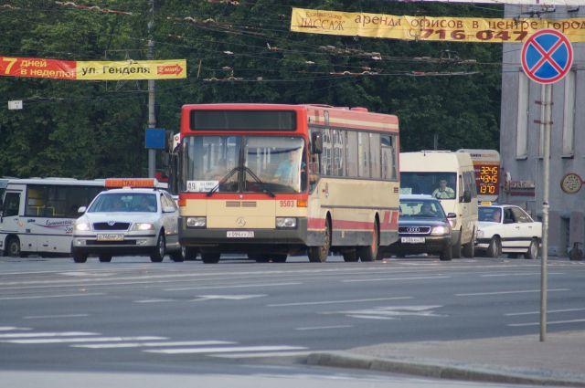 маршрутов № 17 и № 76