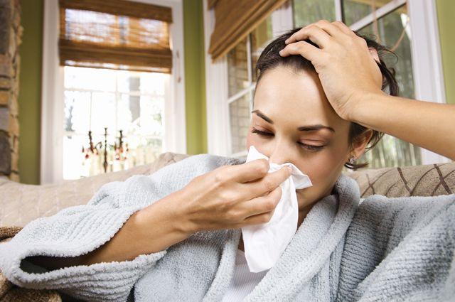 Более 20 тысяч южноуральцев заболели ОРВИ и двое – гриппом