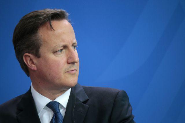 Дэвид Кэмерон, премьер-министр Великобритании.