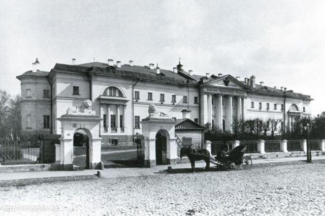 Детская клиническая больница святого владимира инн