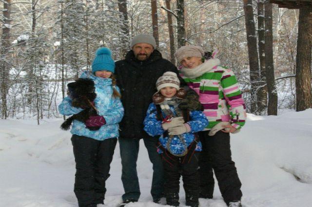 Приёмная семья из Новосибирска поборется за поездку в Финляндию